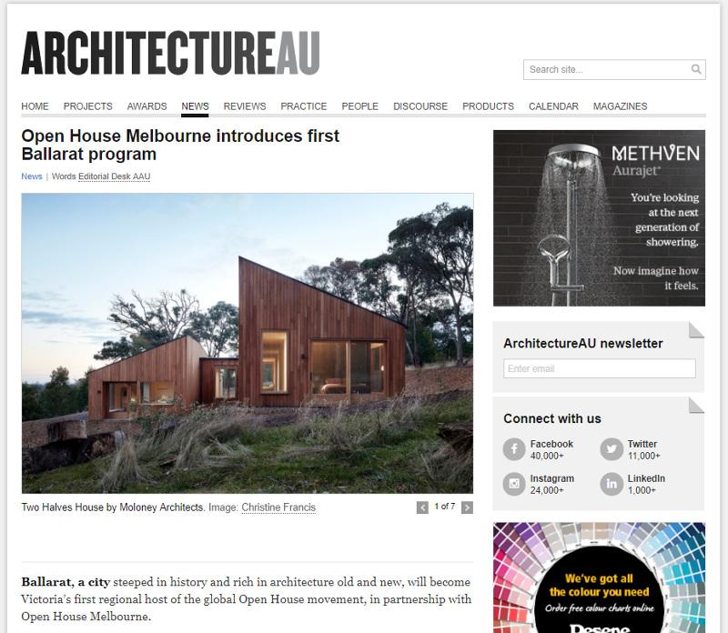 news moloney architects